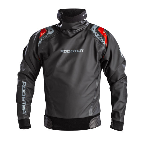 Rooster Aquafleece Pro Top Unisex Black
