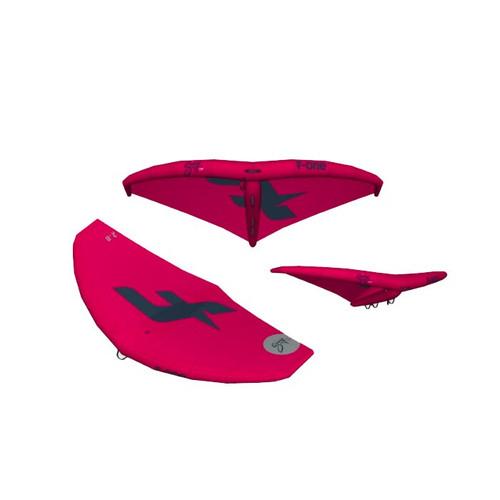 F-One Swing Surf Wing Raspberry / Slate