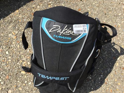 Used Dakine Tempesst Kite Seat Harness