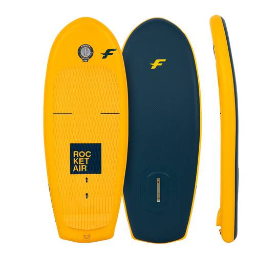 F-One Rocket Air 7'6 with Mast Insert