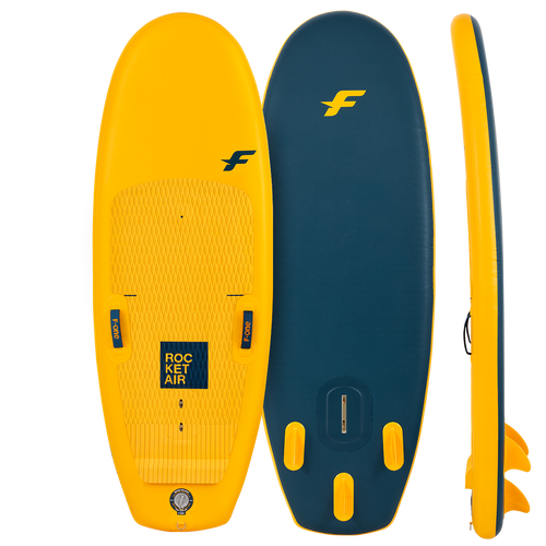 F-One Rocket Air 7'11 with Mast Insert