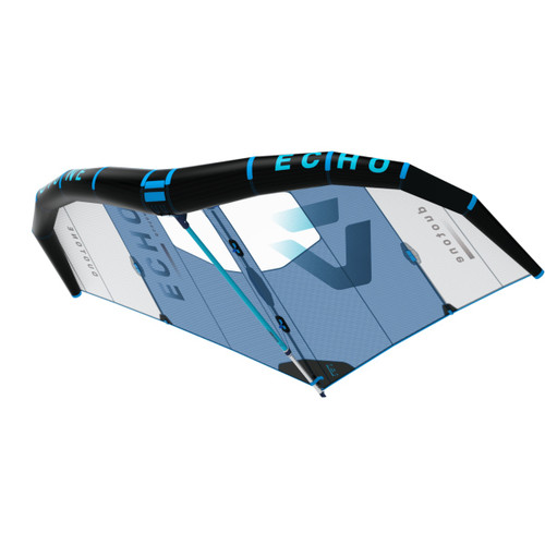 Duotone 2020 Foil Wing Echo Grey Blue