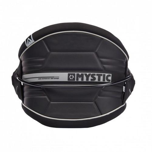 Mystic 2020 Arch Kite Waist Harness Black Back