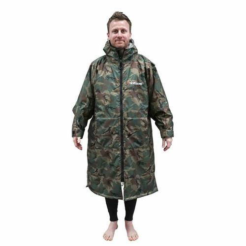 Northcore Beach Basha Sport Jacket camo