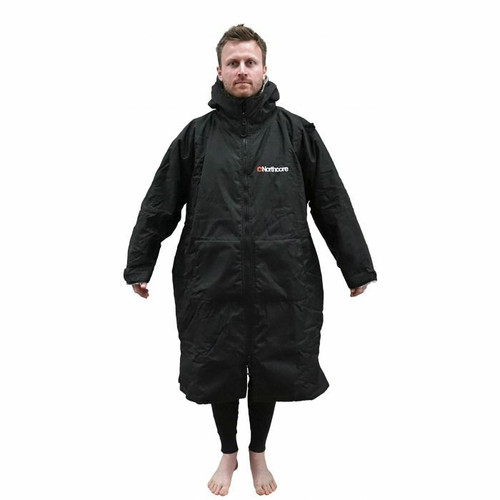 Northcore Beach Basha Sport Jacket Black