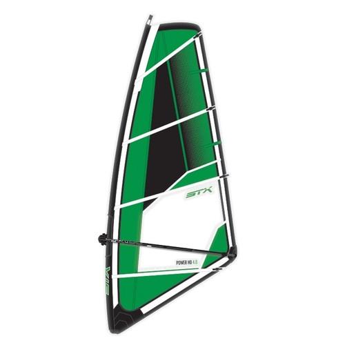 STX Rig Power HD Dacron Dark Green / Black