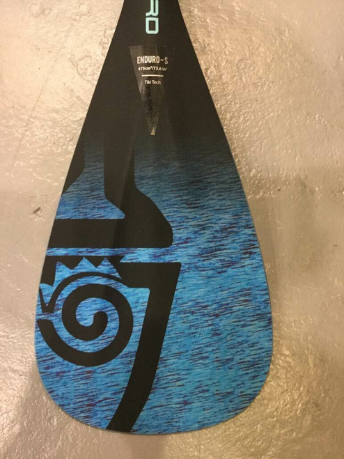 Starboard 2020 Enduro Tiki Tech 2 Piece Hybrid S35 Paddle back