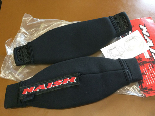 "Naish Footstraps 4"" wide adustable pair"