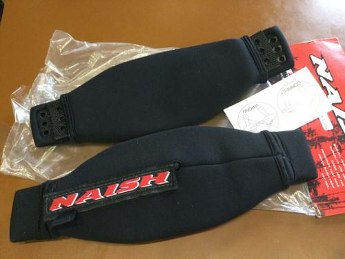 "Naish Footstraps 4"" wide adjustable pair"