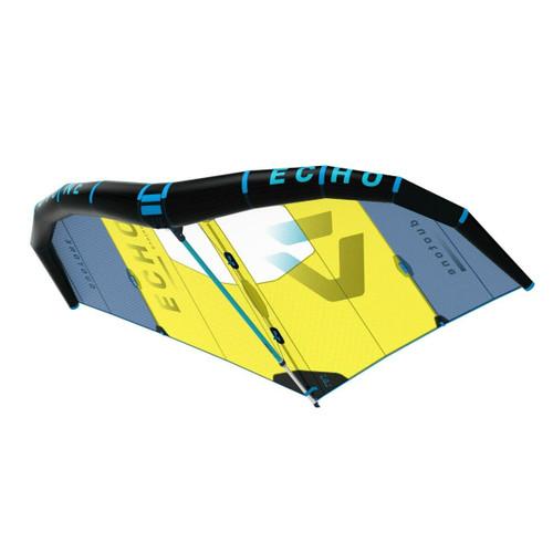 Duotone 2020 Echo Foil Wing Wingsurfer Blue Yellow