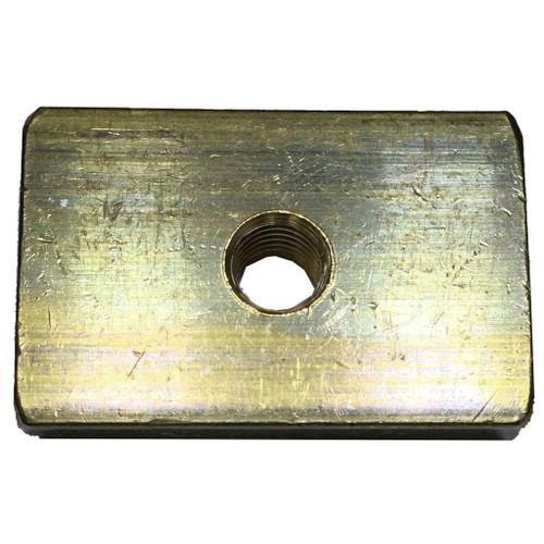 Chinook Slider Mistral Brass Plate