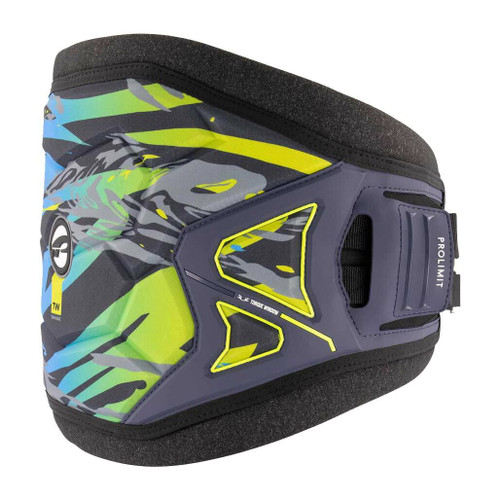 Prolimit Teamwave Windsurfing Waist Harness Digital Left Side