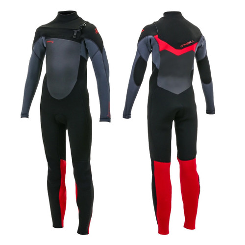 O'Neill 2021 Youth Epic 5 4mm Chest Zip Winter Wetsuit GS8