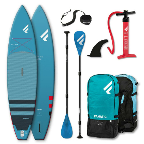 Fanatic Ray Air Inflatable SUP Package