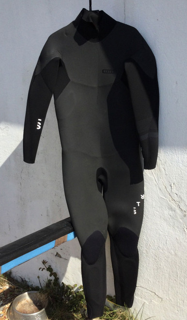 Used ION Strike Medium Wetsuit with Back Zip Front