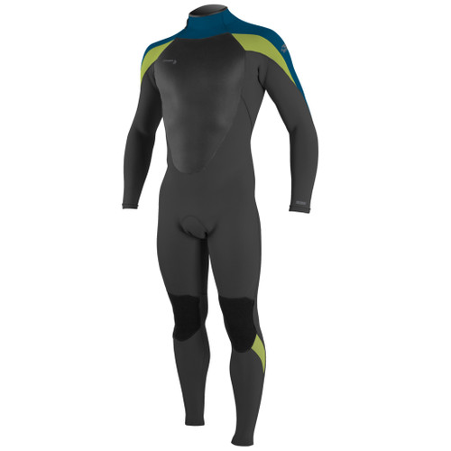 Oneill Fall 2021 Epic 3 2mm Back Zip Summer Wetsuit Front