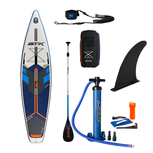 STX iSUP Tourer 11'6 Windsurf Inflatable Stand Up Paddle Board