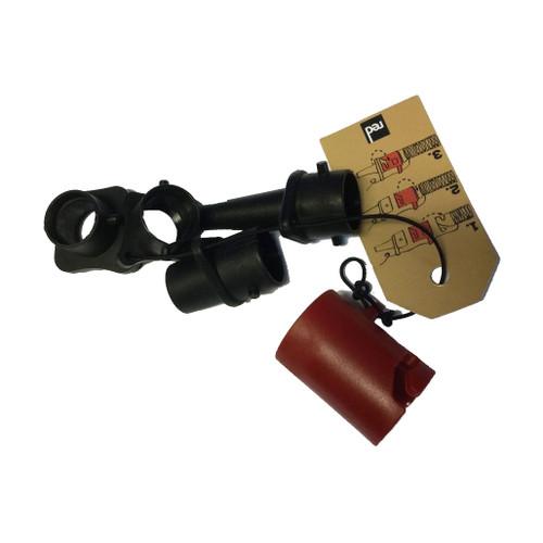 Red Paddle Pump Multi Adaptor Set