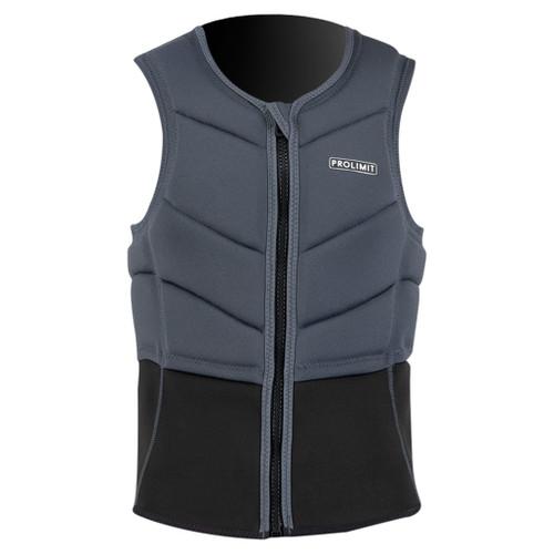 Prolimit Slider Vest Fusion Half Padded Front Zip for kitesurfing or wingsurfing