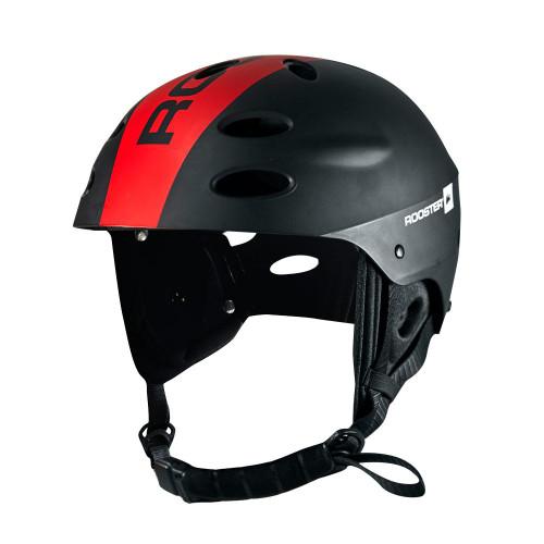 Rooster Comp Helmet Black