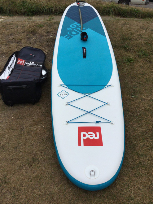 Used Red Paddle Ride 10'6 SUP Package