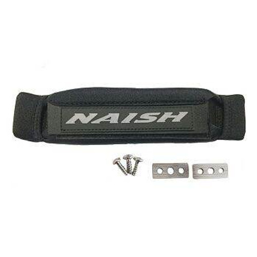 NAISH HOVER FOOTSTRAP WITH SCREWS AND PLATES