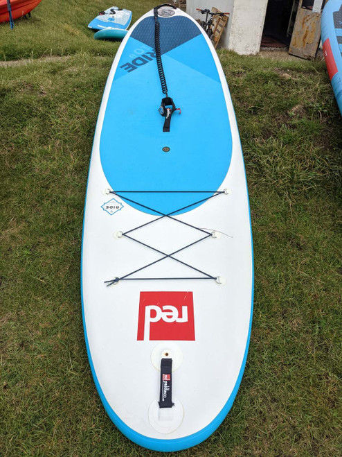 Ex Demo Red Paddle Ride 10'8 x 34 Inflatable Sup