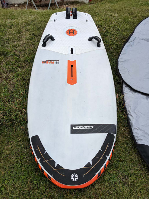 Used RRD H-Fire 91 Windfoil Windsurf Board with Bag
