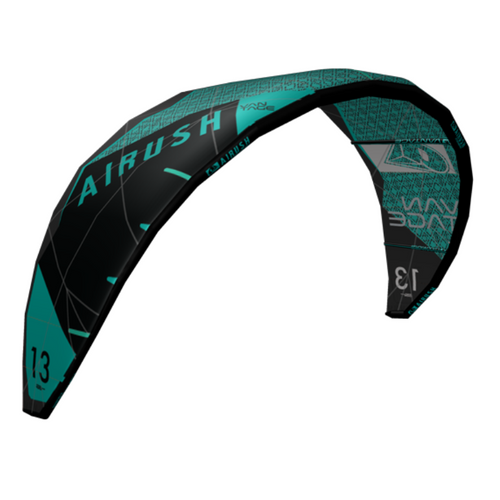 Airush Vantage III Teal - Kite Only - Pump not included