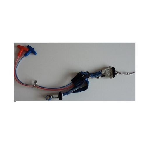 Naish Helix pull pull adjuster strap