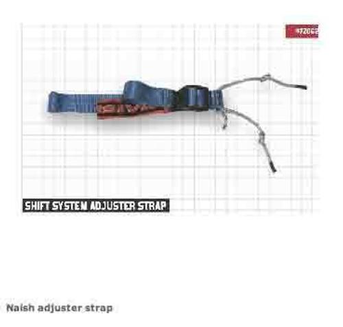 naish shift adjuster strap