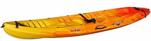 RTM Ocean Quatro Sit On Top Kayak