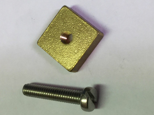 Bolt and Nut for US box fin