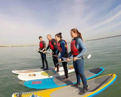 SUP Paddleboard Taster Lesson