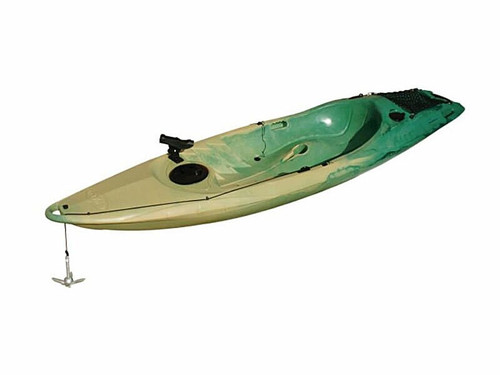 RTM Paseo Angler (shown with optional Anchor & forward rod holder)