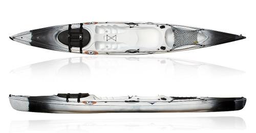 RTM Tempo Angler Kayak - Grey Storm