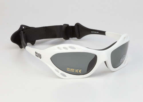 HN Sports Floating Sunglasses - White