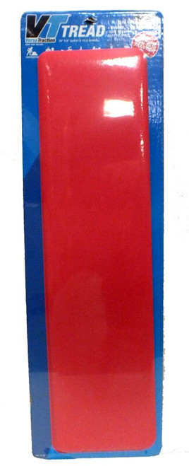 Versa Traction Tread 24x6 inch Red