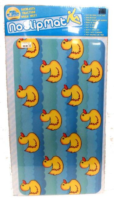 Versa Traction No Slip Mat 25x16 inch - Ducks design