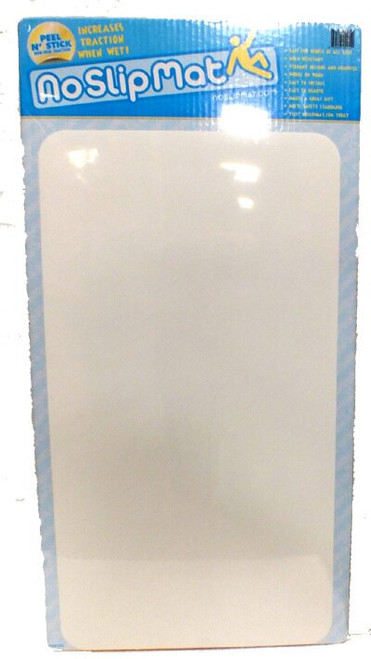 Versa Traction No Slip Mat 35x16 inch White