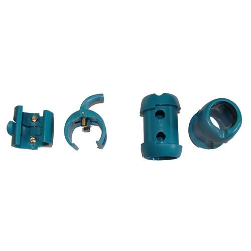 Neil Pryde Trim Lock 24mm 28mm Wave Boom Blue