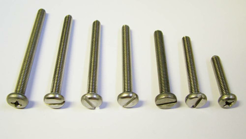 JP Stainless M6 Fin Bolts