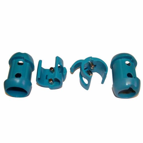 Neil Pryde Trim Lock 23mm 27mm Wave Boom Blue