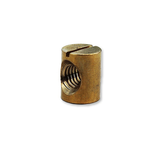 Brass Fin Insert 9mm