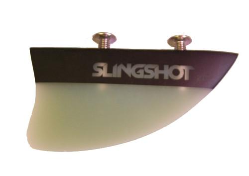 Slingshot 2 inch twin tip fin set