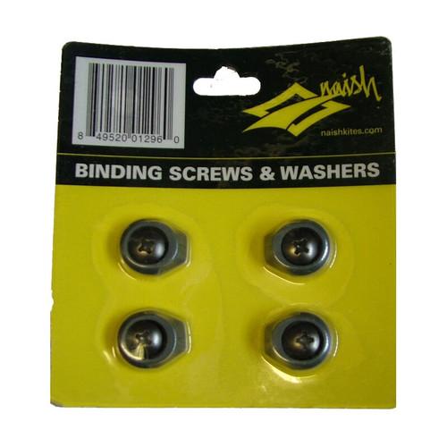 Naish Binding Screw and Washer Set for Apex Bindings