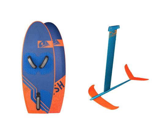 Airush 2017 Core Foil Board Kiteboard Package