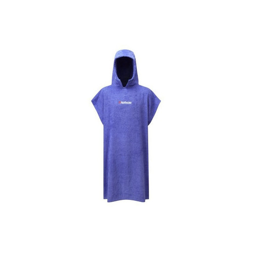Northcore Beach Bash Changing Robe Blue
