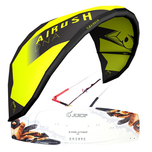 Airush 14 metre DNA and Juice Kitesurf Package