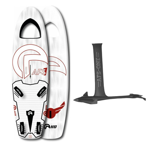 AHD AFS1 Windsurf Board and Carbon Foil